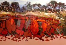 Aust Artist Carole Foster