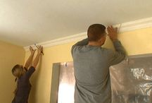 for the home-crown molding/ceiling