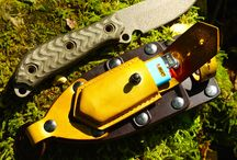 BUSHCRAFTING and HIKING with Blade Armour