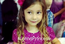 #LatinaPrincess / by SpanglishBaby