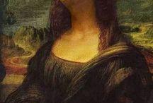 Mona Lisa parodie
