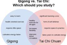Qi Gong vs Tai Chi