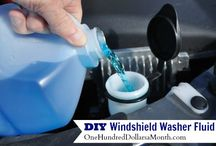 Windshield washer
