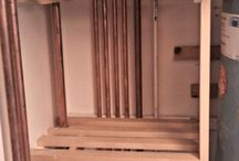 Airng cupboard