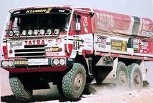 Trucker - Paříž Dakar