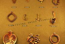 Bijouterie / Bijuteri / http://www.caliskanmetal.com/bijuteri bijuteri, kolye, küpe, yüzük, bileklik, bijouterie, necklaces bracelets,earrings, rings,  other bijouterie. 2015
