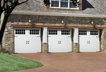 Amarr Classica Garage Doors / by Thomas V. Giel Garage Doors