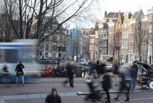 "Metropool Amsterdam / geïnspireerd door Martin Roemers ""metropolis"""