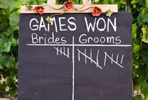 Wedding Tips/Games