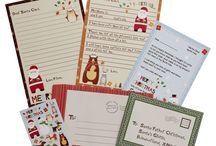 Wilko | Letters to Santa / Be creative with your letter writing, a sparkly letter to Santa will be a sure way to get on his nice list