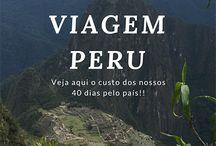 Peru - América do Sul / Um país incrível para conhecer e se apaixonar!
