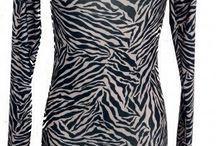 Wild animal prints! / Animal print fashions & shoes