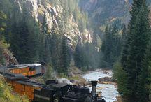 DRGW Railroad and Colorado dream