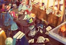 Studio Ghibli Magic / by Reina Pekola