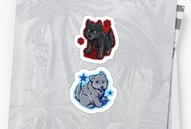 Me - Wishlist / Tags: mug, sticker, poster, pin, t shirt, book, laptop sleeve, bag, plushie, blanket, dice, figurine, towel, pillow, duvet, notebook, clock, other