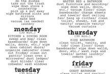 Getting Organized / by Andrea Tulett