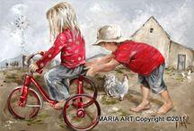 CHILDREN ART