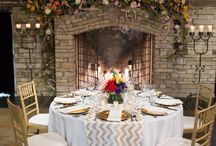 Inspiring Tables / Using our linens, china, silverware, place settings, tables and chairs, we created some seasonal tables to inspire you!