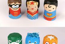 AF - Cool Crafts for Kids / by Amanda Formaro