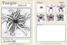 Art Zentangle S / by Sharon Salu