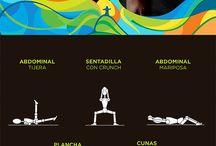 Motion exercise løbeløbe