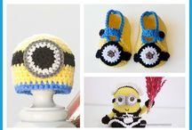 Crochet for kids. / Toys, characters