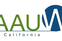 AAUW in other states / State sites for AAUW