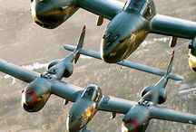 WWII Airplanes / Old Airplanes