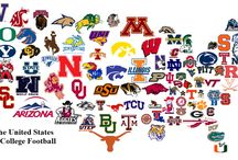 Colleges, Logos & Sports Teams / by Michael Wild
