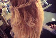 hår inspo