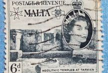 Personal STAMPS Collection MALTA