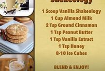shakeology / by Paige Hall