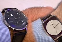 En vídeo: NOMOS Glashütte Lux tres colores y Lambda Deep Blue