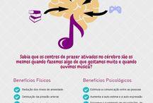 Benefícios da Musica