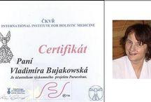 Poradna ZDRAVÍ / Certifikovaný specialista na JL technologie pro postupné přirozené uzdravování osobními stimulátory.  Telefon: 420 724 303 376. Skype: vladka991