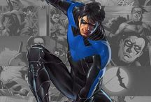 nightwing and other stuff (lol)