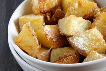 Potatoes / My family loves potatoes!  We could eat them at every meal and these recipes reflect that.