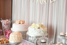 Love Is Sweet Engagement Party Ideas