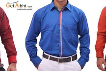 Party Wear Shirts to Buy / Exclusive Party Wear Shirts for men. Buy online from www.GetAbhi.com and pay cash on delivery.