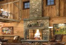 Design - Beautiful living rooms / by Debra Hempe