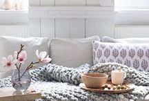 Spring touch / Spring is here, so why don't you add some fresh flair to your interior?
