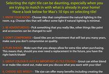 Max's Tile Tips