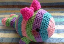 Ocean crochet