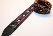 custom printed guitar straps uk