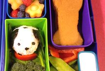 Disney kyaraben Bento Box lunches