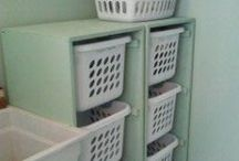 Wash   Dry   Fold   Repeat / All things laundry room and storage