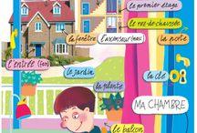 Francês / Vocabulario