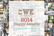 Happy Awards 2014   SheHeWe Photography