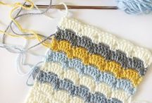 points de crochet