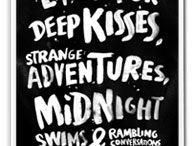 Frases, citas... / by Fran Lagunes